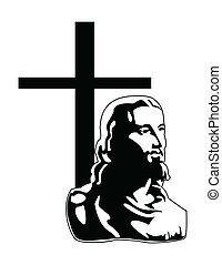 vektor, jézus