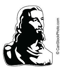 vektor, jesus