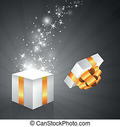 vektor, jul, bakgrund