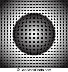 vektor, optisk, konst