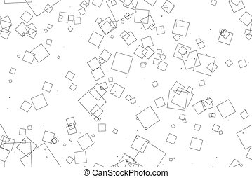 vektor, pattern., seamless