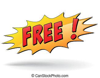 vektor, stjärna, gratis