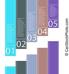 vektor, tervezés, ábra, alapismeretek, infographics