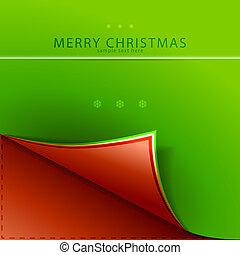 vektor, weihnachten, hintergrund