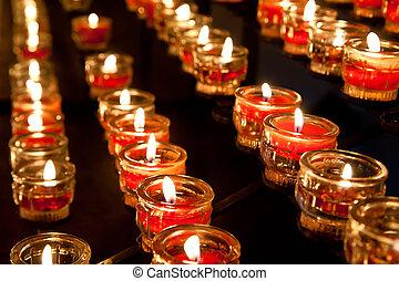 velas de votive