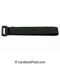 Velcro Strap Isolated