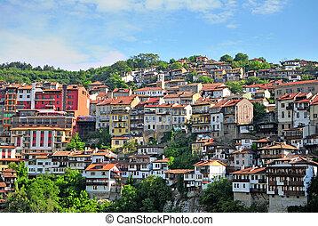 Veliko Tarnovo old town