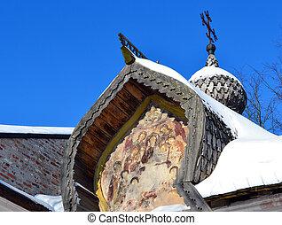 veliky, 古い, novgorod., 教会