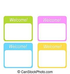 velkommen