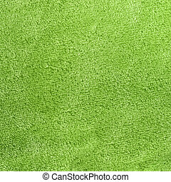 vellón, cuadrado, sabio, micro, fondo verde, suave