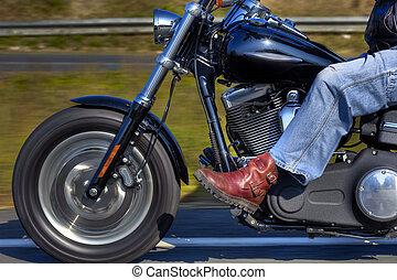 velocidad, moto