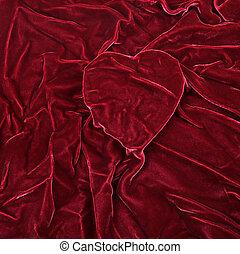 Velvet Heart Background