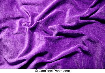 Velvet - Purple velvet background...