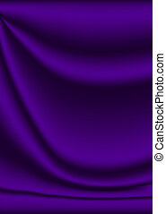 velvet purple - velvet material background in purple with...