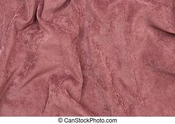 Velvet - Brown velvet useful for textures and backgrounds