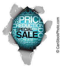 venda, desconto, anúncio