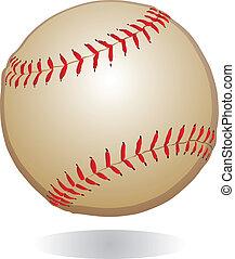 vendange, balle, base-ball