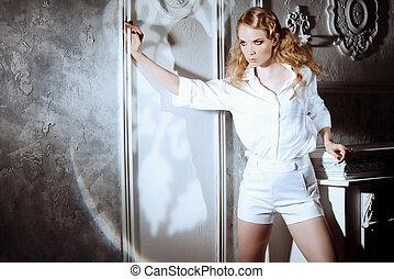 vendange, blanc, style