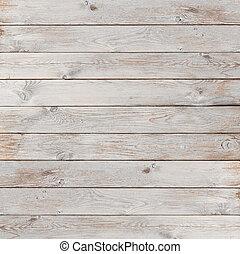 vendange, blanc, texture bois