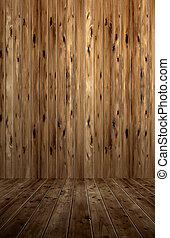 vendange, bois, panneaux