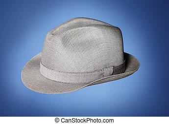 vendange, chapeau