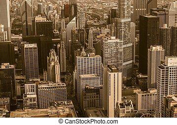 vendange, chicago