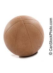 vendange, coupure, basket-ball, regard