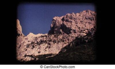 vendange, dolomite, 8mm., montagnes