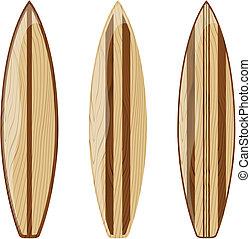 vendange, planches surf