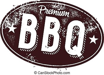 vendange, prime, barbecue, signe