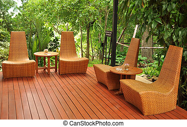rotin luxe meubles jardin meubles rotin jardin patio images rechercher photographies. Black Bedroom Furniture Sets. Home Design Ideas