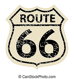 vendange, routez-en 66, signe