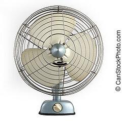 vendange, ventilateur