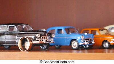 vendange, voiture modèle