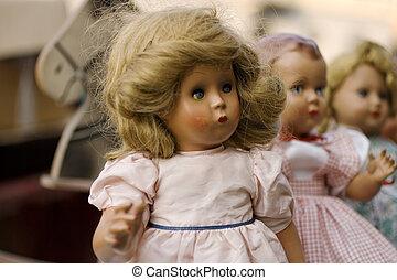 vendemmia, bambola