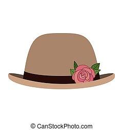 vendemmia, cappello, donne