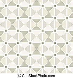 vendemmia, carta da parati, seamless, triangolare, motivi dello sfondo, geometrico, mosaico