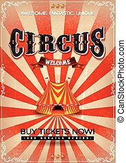 vendemmia, circo, manifesto