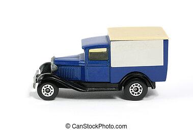 vendemmia, furgone consegna