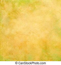 vendemmia, giallo, struttura, fondo
