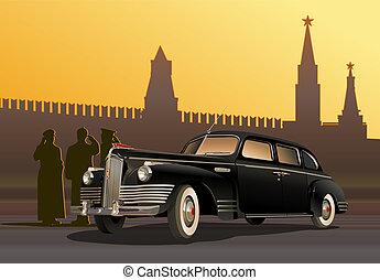 vendemmia, limousine