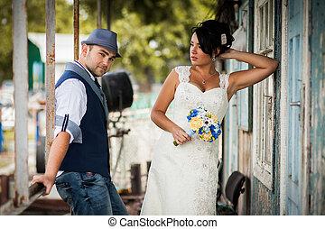vendemmia, matrimonio