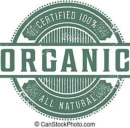 vendemmia, organico, etichetta prodotto