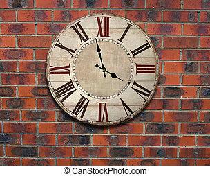 vendemmia, orologio