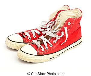 vendemmia, scarpa tennis