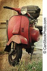 vendemmia, scooter