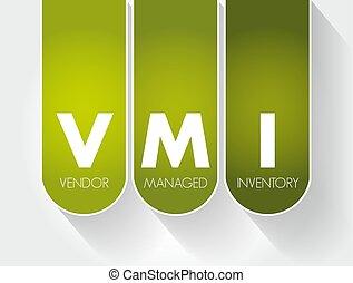 vendeur, vmi, acronyme, inventaire, -, contrôlé