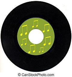 vendimia, 45 rpm, registro