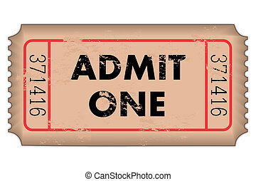 vendimia, admission ticket