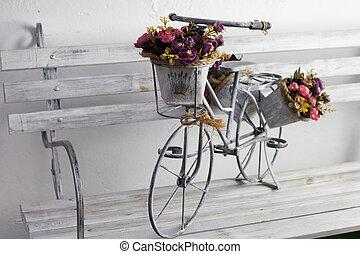 vendimia, bicicleta